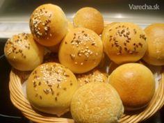 Jednoduché žemličky - recept | Varecha.sk