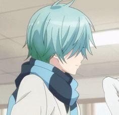Cute Anime Pics, Cute Anime Boy, Anime Art Girl, Anime Gifs, L Anime, Monster Characters, Anime Characters, First Love Monster, Karma Y Nagisa