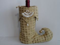 30 OFF SALE  Holiday Christmas stocking by SusansPassion on Etsy, $12.50