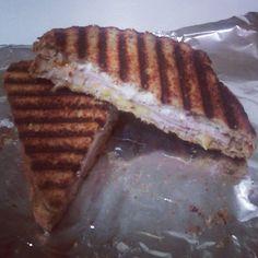 Herbed Turkey & Cheese Panini
