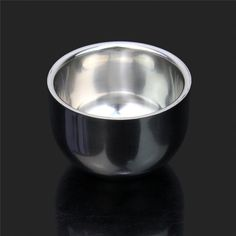 100ML Good Quality Double Layer Stainless Steel Men's Shave Shaving Soap Cream Bowl Mug Cup - http://www.aliexpress.com/item/100ML-Good-Quality-Double-Layer-Stainless-Steel-Men-s-Shave-Shaving-Soap-Cream-Bowl-Mug-Cup/32236085230.html