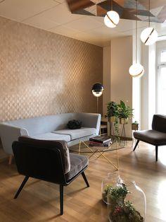 Gynäkologie im Zentrum, Zürich, Schweiz. Interior Susanne Fritz Architekten, Photo © Pierre Kellenberger