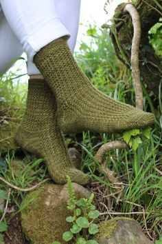 Ravelry: Penrose Toes socks pattern by Carol Feller