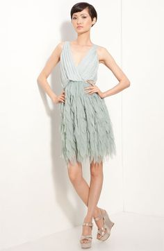 Alice + Olivia Tibby Petal dress $440