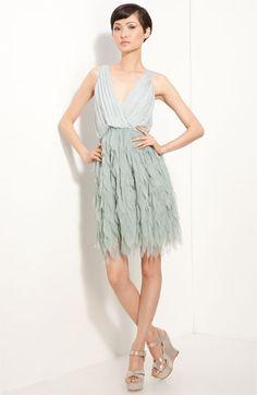 Alice + Olivia Tibby Petal dress $440