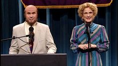 "Will Ferrell hosting SNL. ""I work out"""