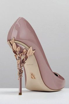 Most Wanted Wedding Shoes For Bride And Bridesmaids ❤ See more: http://www.weddingforward.com/wedding-shoes/ #weddings