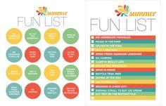 joy ever after :: details that make life loveable :: - Journal - summer fun // bucket list//