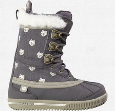 Sterling Snowboard Boot