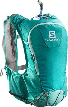Salomon Skin Pro 10 Bag Teal BlueBubble Blue One Size * You can get more details by clicking on the image.(This is an Amazon affiliate link)
