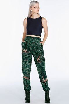 Forest Friends Lounge Pants- Limited (A$120)