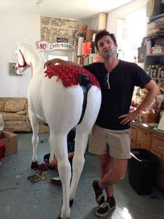 Studio Visit: Marcus Kenney in Savannah