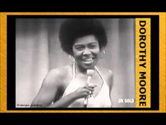 Dorothy Moore - It ain't over 'till your heart say goodbye - YouTube