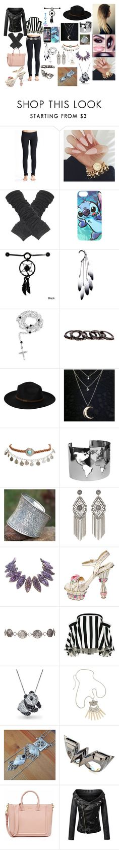 """Saving my friend/sister"" by gatorgurl91 ❤ liked on Polyvore featuring Disney, Anni Jürgenson, Bling Jewelry, Free Press, Billabong, Wet Seal, Artelier by Cristina Ramella, NOVICA, R.J. Graziano and Dolce&Gabbana"