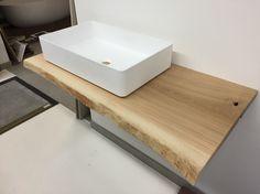 One bath gmbh auf pinterest - Waschtischplatte echtholz ...