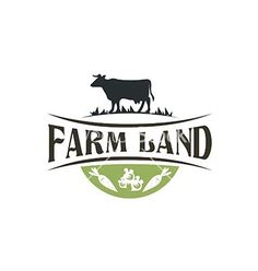 Cow Logo, Farm Logo, Protein Shop, Harvest Farm, Farm Images, Buffalo Ranch, Holstein Cows, Aesthetic Roses, Logo Design
