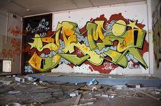 Bombing Science: Graffiti Blog - Sueme