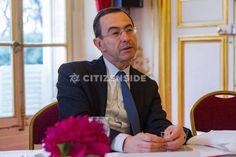 Paris : Les propositions économiques des sénateurs Bruno Retailleau et Alain Chatillon - Politique - via Citizenside France. Copyright : Christophe BONNET - Agence73Bis