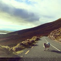 Conor Pass / Dingle Peninsula, Ireland / teamwastell.com