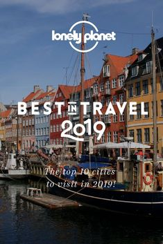 Best in Travel - Top 10 cities to visit in 2020 - Lonely Planet Best Places To Travel, Cool Places To Visit, Travel List, Us Travel, Lonely Planet, Top Countries To Visit, Weekend City Breaks, Our Adventure Book, Travel Inspiration