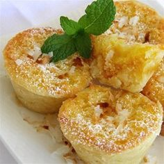"""Apricot Jam Pots 