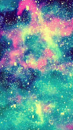 Vintage sea galaxy iPhone/Android wallpaper I created for CocoPPa.
