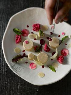 Henrik sebok l 39 art de dresser et pr senter une assiette - Chef de cuisine definition ...