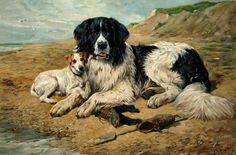 John Emms paintings