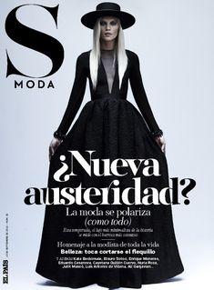 S Moda y una portada austera