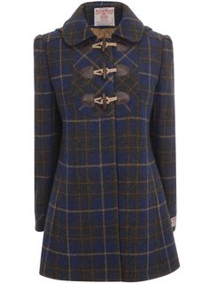 Annabel Harris Tweed Coat | Harris Tweed Hebrides