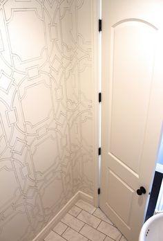 Amy's Casablanca: What's behind Door #2 | sharpie wallpaper
