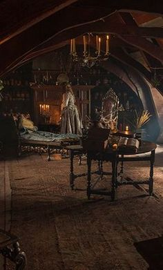 Geillis Duncan's lair