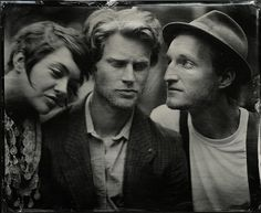 "The lyrical geniuses The Lumineers are as humble and lovely as they are talented - Wesley's response to me saying I played their CD nonstop was (along with a look of shock) ""seriously?"" Has he heard himself?"