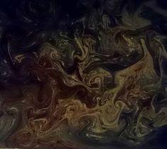 "Saatchi Art Artist Melanie Graham; Photography, ""ink and paint in water #3"" #art"