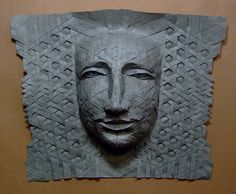 Origami Tessellations  Mask  By Joel Cooper