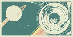 Illustrations by Andres Gomez, via Behance Spongebob, Behance, Illustrations, Movie Posters, Art, Art Background, Film Poster, Illustration, Kunst