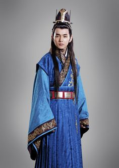 The Great Queen Seondeok (2009) - the nephew who wants to become king