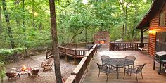 Campfire Creek Sleeps:8 Bedrooms: 2 plus loft Baths: 2.5 $249-$269
