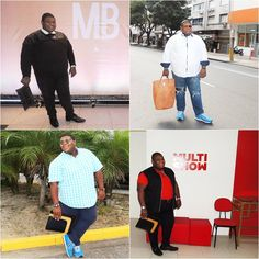 Perfis no instagram de homens gordos e estilosos para seguir e se inspirar! #fatshion #gordoestiloso #fatstyle