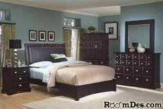 painted master bedroom ideas | Master bedroom painting, bedroom ideas and pictures, hot pink bedrooms ...