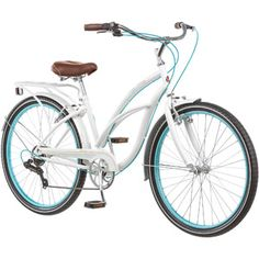 "26"" Schwinn Clairmont Women's Cruiser Bike - we need two of these for BB ;)"