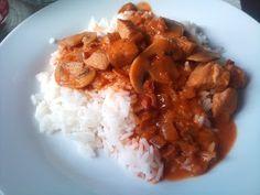 Smag for kræs: Paprikagryde med kylling