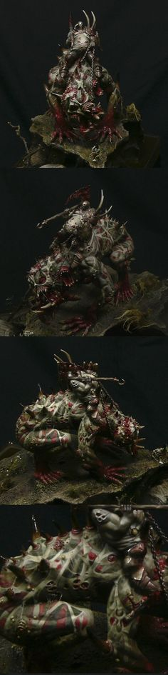 ITALY 2011 Modena - Warhammer Monster - Demon Winner, the unofficial Golden Demon website