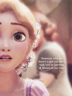 Rapunzel is the best. i love Rapunzel.
