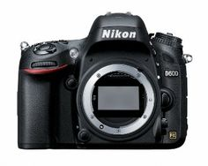 Amazon.com: Nikon D600 24.3 MP CMOS FX-Format Digital SLR Camera (Body Only): NIKON: Camera & Photo