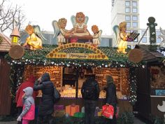 Germany's Christmas markets take yuletide spirit to another level - The Washington Post