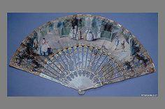 Fan  Date: 1757 Culture: English Dimensions: 10 3/8 x 18 7/8 in. (26.4 x 47.9 cm