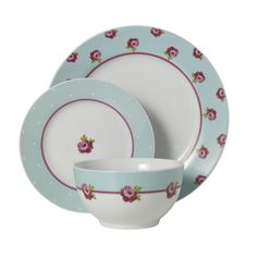 surely to go with beautiful cutlery, you have a beautiful dinner set... I love this wilkinsons one! :D