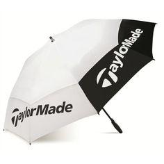 TaylorMade Tour Preferred Double Canopy Umbrellas : FairwayGolfUSA.com