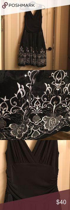Black cocktail dress Shimmery and elegant Dresses